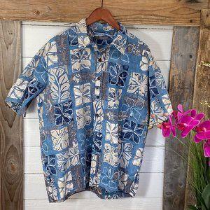 Hawaiian Aloha Shirt Koa Road Pre Loved